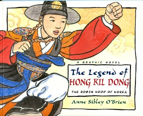 Image for The Legend of Hong Kil Dong: The Robin Hood of Korea