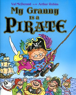 Image for My Granny Is a Pirate
