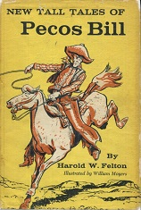 Image for New Tall Tales of Pecos Bill