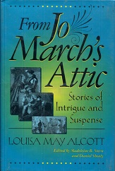 Image for From Jo March's Attic: Stories of Intrigue and Suspense