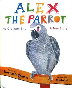 Image for Alex the Parrot