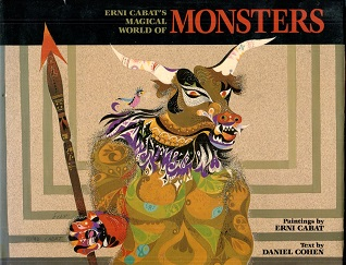 Image for Erni Cabat's Magical World of Monsters