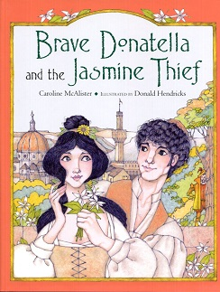 Image for Brave Donatella and the Jasmine Thief