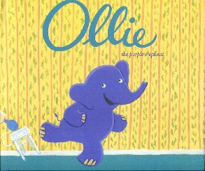 Image for Ollie the Purple Elephant