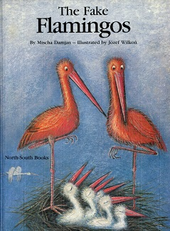 Image for The Fake Flamingos