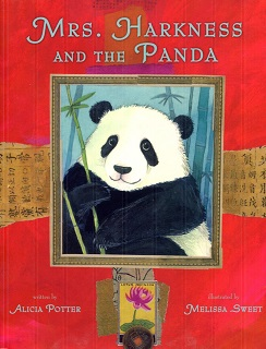 Image for Mrs. Harkness and the Panda
