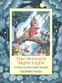 Image for The Bunny's Night-Light : A Glow in the Dark Search