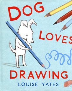 Image for Dog Loves Drawing