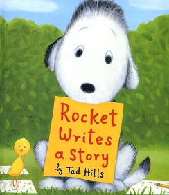 Image for Rocket Writes a Story
