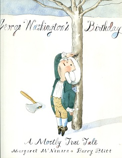 Image for George Washington's Birthday : A Mostly True Tale