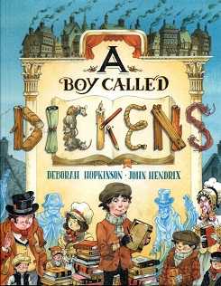 Image for A Boy Called Dickens