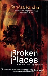 Image for Broken Places: A Rachel Goddard Mystery, Library Edition