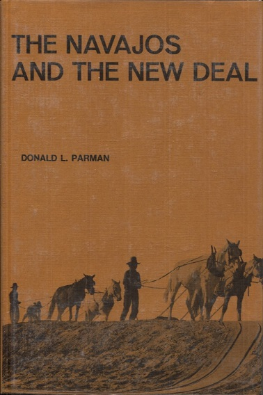 Image for Navajos and the New Deal