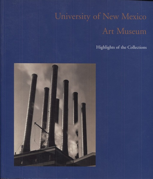 Image for University of New Mexico Art Museum: Highlights of the Collections