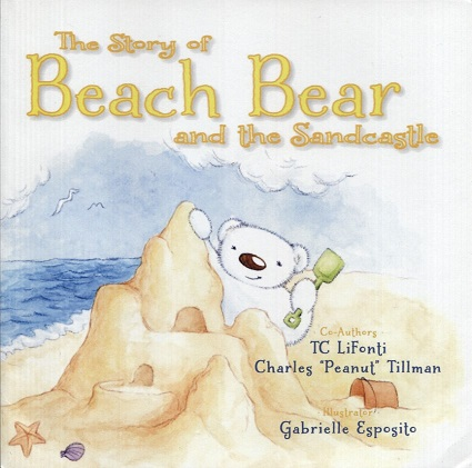 Image for The Story of Beach Bear and the Sandcastle (Corner33BearBooks.com) (Volume 3)