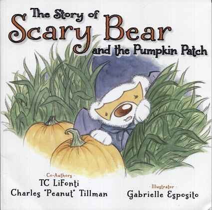 Image for The Story of Scary Bear and the Pumpkin Patch (Corner33BearBooks.com) (Volume 4)