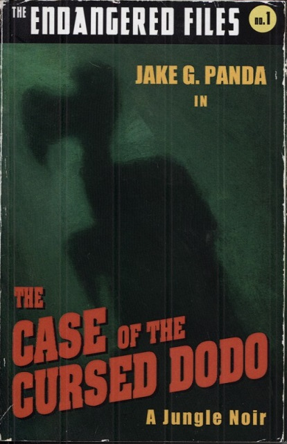Image for The Case of the Cursed Dodo (The Endangered Files) (Volume 1)