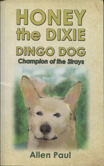 Image for Honey the Dixie Dingo Dog