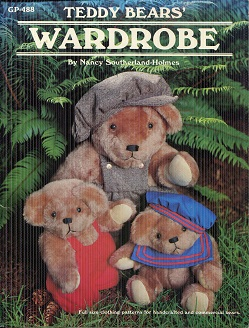Image for Teddy Bears' Wardrobe GP-488