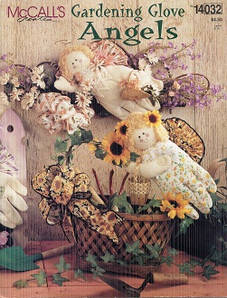 Image for Gardening Glove Angels No. 14032