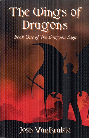 Image for The Wings of Dragons: Book One of the Dragoon Saga