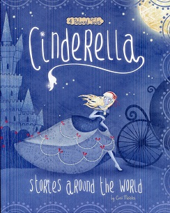 Image for Cinderella Stories Around the World: 4 Beloved Tales (Multicultural Fairy Tales)