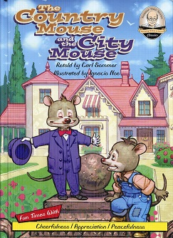 Image for The Country Mouse and the City Mouse (Sommer-Time Story Classics)