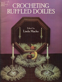 Image for Crocheting Ruffled Doilies (Dover Needlework Series)