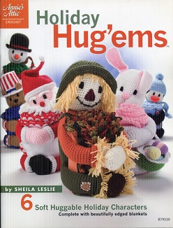Image for Holiday Hug'ems (Annie's Attic: Crochet)