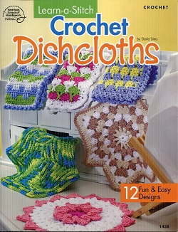 Image for Learn-a-Stitch Crochet Dishcloths