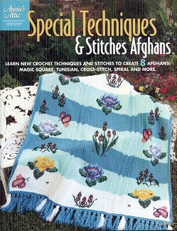 Image for Special Techniques & Stitches Afghans
