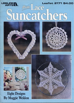 Image for More Lace Suncatchers Leaflet 2171