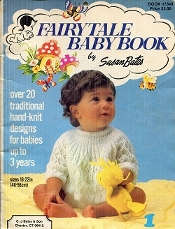 Image for Fairy Tale Baby Book 17340