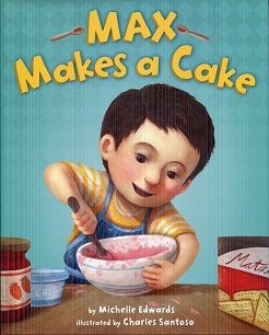 Image for Max Makes a Cake