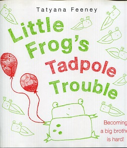 Image for Little Frog's Tadpole Trouble
