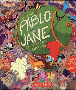 Image for Pablo & Jane and the Hot Air Contraption