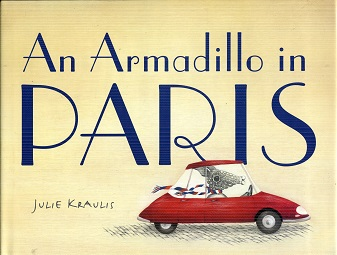 Image for An Armadillo in Paris
