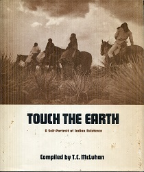 Image for Touch the Earth. A Portrait of Indian Existence.