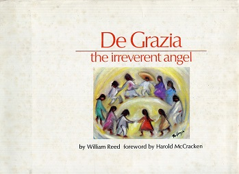 Image for DeGrazia the Irreverent Angel