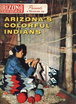 Image for A Treasury of Arizona's Colorful Indians