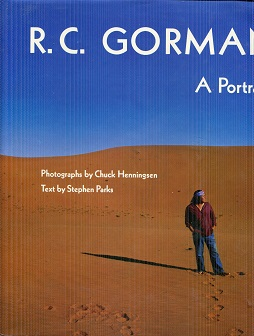 Image for R.C.Gorman, a Portrait