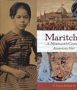 Image for Maritcha: A Nineteenth-Century American Girl