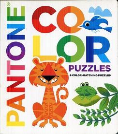 Image for Pantone: Color Puzzles: 6 Color-Matching Puzzles