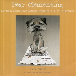 Image for Dear Clementina: Letters from One Border Terrier Pup to Another