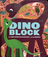 Image for Dinoblock (Alphablock)