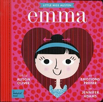 Image for Little Miss Austen: A Babylit Shapes Primer: Emma