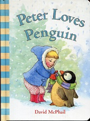 Image for Peter Loves Penguin