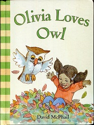 Image for Olivia Loves Owl