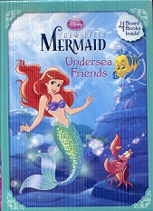 Image for Undersea Friends (Disney Princess) (Friendship Box)