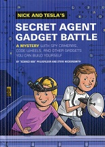 Image for Nick and Tesla's Secret Agent Gadget Battle